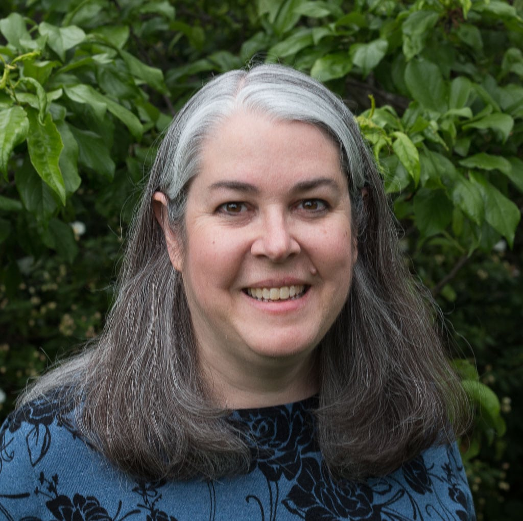 Photo of Teresa Sklenicka from A Plantiful Path